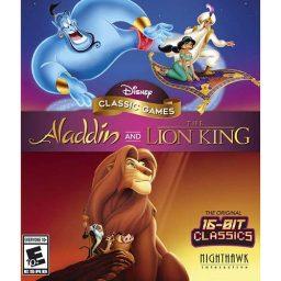 خرید بازی Disney Classic Games Aladdin and The Lion King