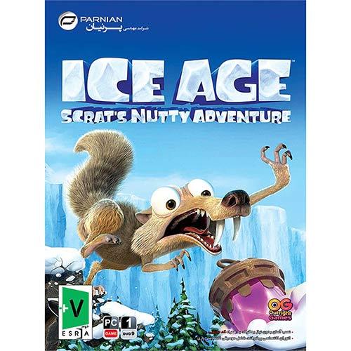 خرید بازی Ice Age Scrat's Nutty Adventure