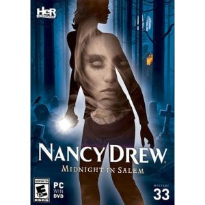 خرید بازی Nancy Drew Midnight in Salem
