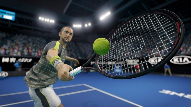 خرید بازی AO International Tennis 2