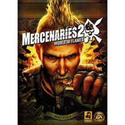 خرید بازی Mercenaries 2 World in Flames
