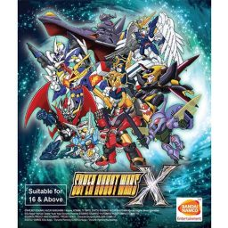 خرید بازی SUPER ROBOT WARS X