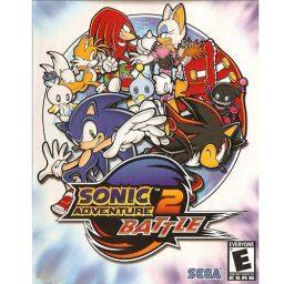 خرید بازی Sonic Adventure 2