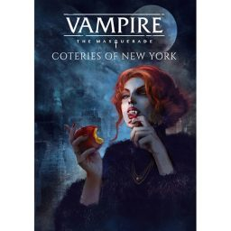خرید بازی Vampire The Masquerade Coteries of New York