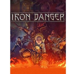 خرید بازی Iron Danger