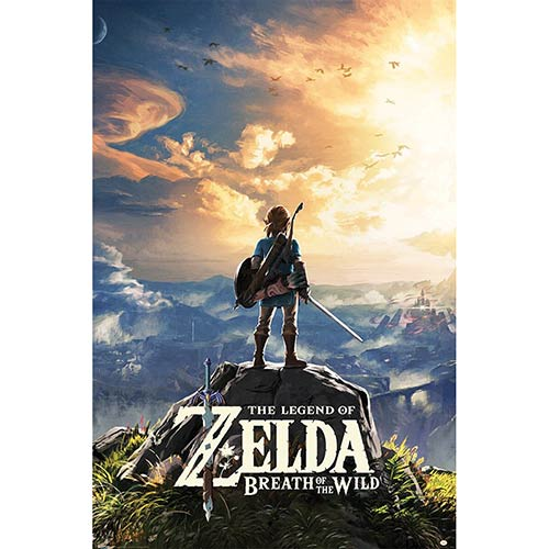 خرید بازی The Legend of Zelda Breath of the Wild