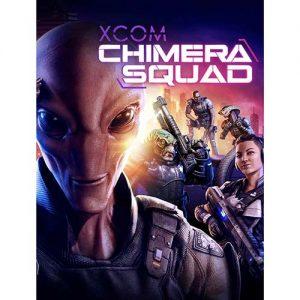 خرید بازی XCOM Chimera Squad