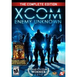 خرید بازی XCOM Enemy Unknown