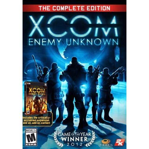 خرید بازی XCOM Enemy Unknown