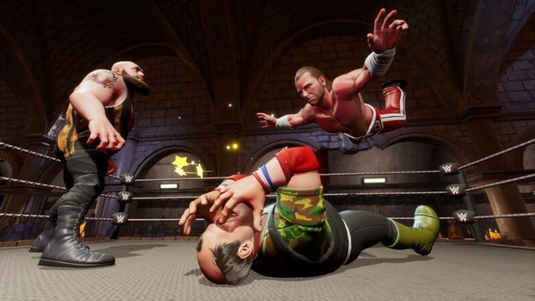 خرید بازی WWE 2K Battlegrounds