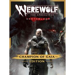 خرید بازی Werewolf The Apocalypse Earthblood
