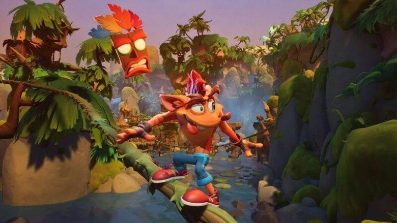 خرید بازی Crash Bandicoot 4