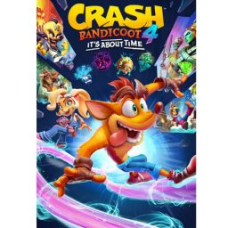 خرید بازی Crash Bandicoot 4