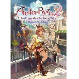خرید بازی Atelier Ryza 2 Lost Legends and the Secret Fairy