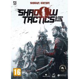 خرید بازی Shadow Tactics Blades of the Shogun