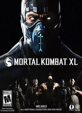خرید بازی Mortal Kombat XL