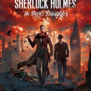 خرید بازی Sherlock Holmes The Devils Daughter