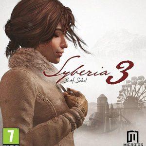 خرید بازی Syberia 3