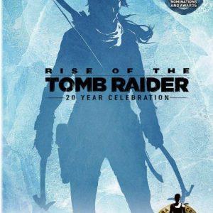 خرید بازی Rise of the Tomb Raider