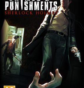 خرید بازی Sherlock Holmes Crimes and Punishments