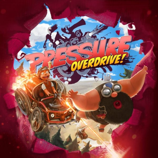 خرید بازی Pressure Overdrive