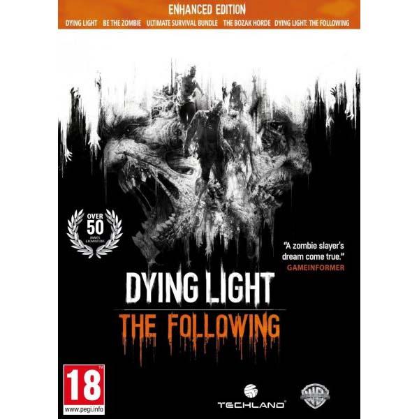 خرید بازی Dying Light The Following