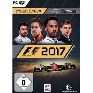 خرید بازی F1 2017