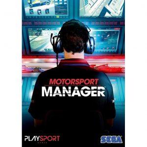 خرید بازی Motorsport Manager