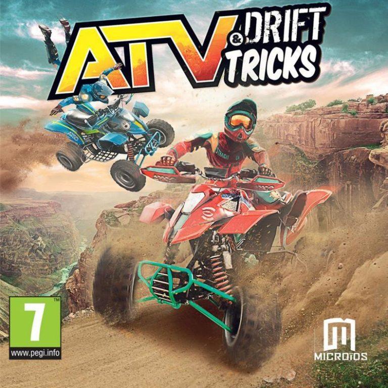 خرید بازی ATV Drift and Tricks