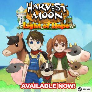 خرید بازی Harvest Moon Light of Hope