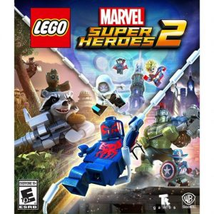 خرید بازی LEGO Marvel Super Heroes 2