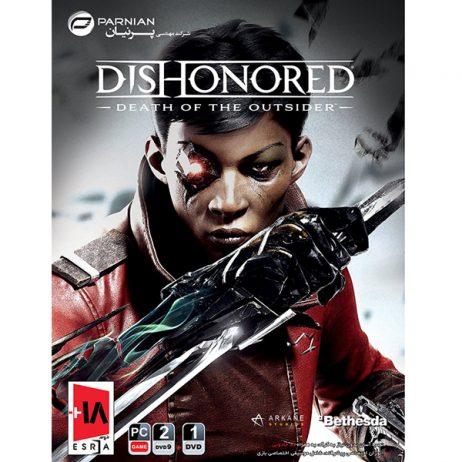 خرید بازی Dishonored Death of the Outsider