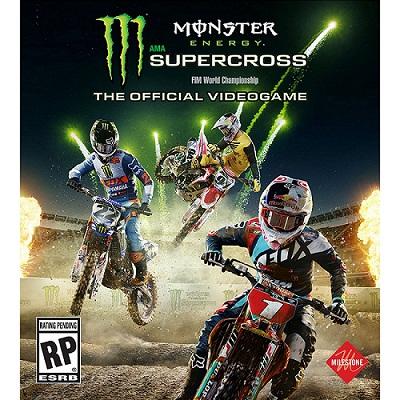 خرید بازی Monster Energy Supercross