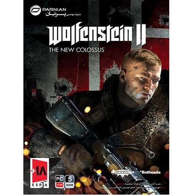 خرید بازی Wolfenstein 2 The New Colossus