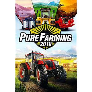 خرید بازی Pure Farming 2018