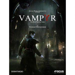 خرید بازی Vampyr