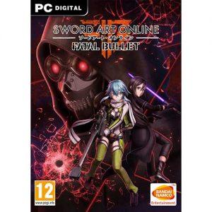 خرید بازی Sword Art Online Fatal Bullet