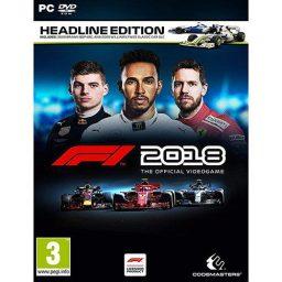 خرید بازی F1 2018