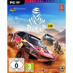 خرید بازی Dakar 18