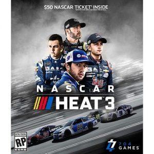 خرید بازی NASCAR Heat 3
