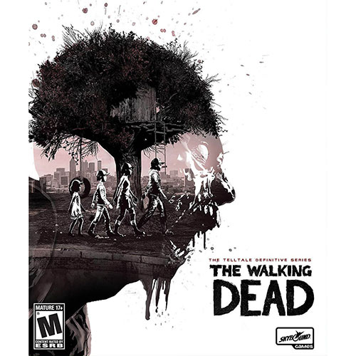 خرید بازی The Walking Dead The Telltale Definitive Series