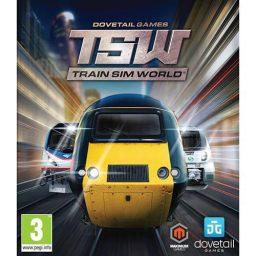 خرید بازی Train Sim World