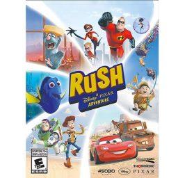 خرید بازی Rush A DisneyPixar Adventure