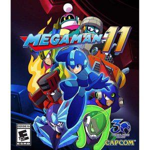 خرید بازی Mega Man 11
