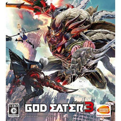خرید بازی GOD EATER 3