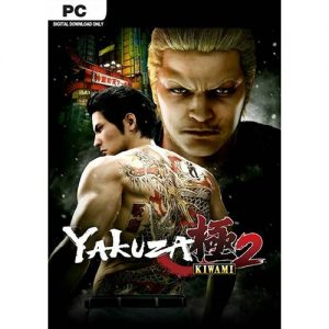 خرید بازی Yakuza Kiwami 2