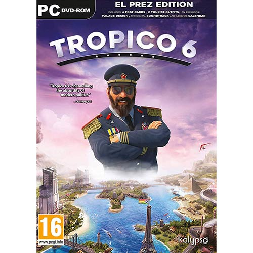 خرید بازی Tropico 6
