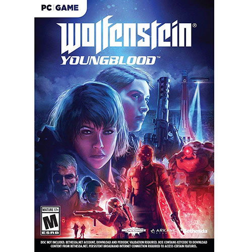 خرید بازی Wolfenstein Youngblood