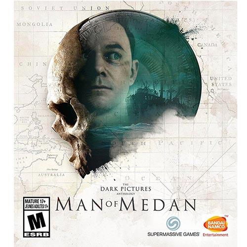 خرید بازی The Dark Pictures Anthology Man of Medan
