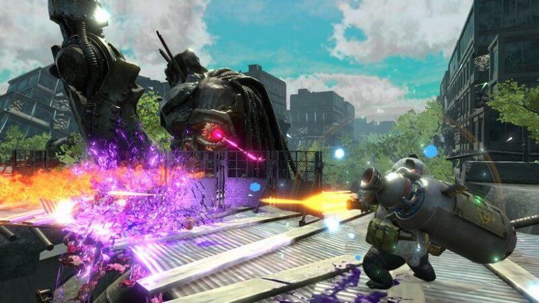 خرید بازی Contra Rogue Corps